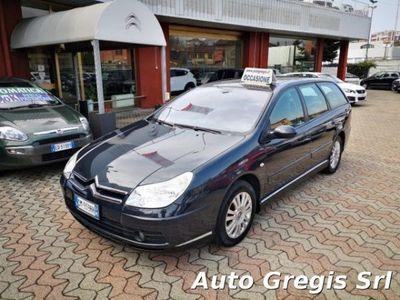 brugt Citroën C5 2.0 HDi 138CV FAP SW Elegance - GARANZIA 12 MESI