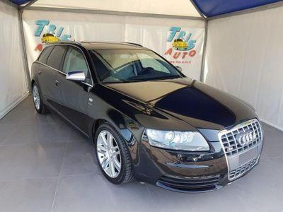 used Audi S6 5.2 V10 quattro tiptronic