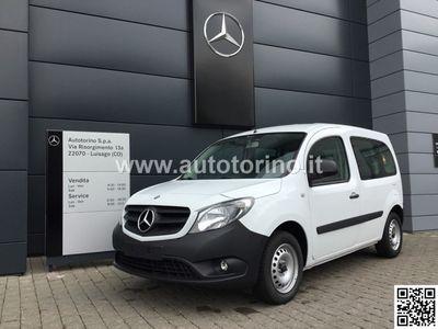 gebraucht Mercedes Citan 111 VANCDI Tourer Pro