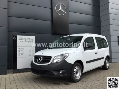 used Mercedes Citan 111 VANCDI Tourer Pro
