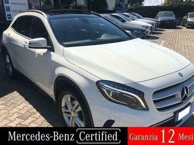 usata Mercedes 200 GLA Classe (X156)d Automatic Enduro Activity