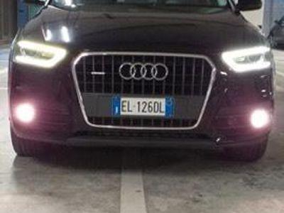 usata Audi Q3 2.0 TFSI 211CV quattro S tr. Advanced
