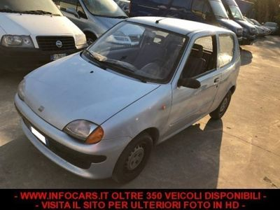 gebraucht Fiat Seicento 900i cat NEOPATENTATI !!!
