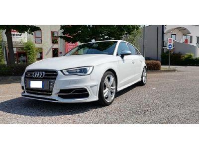 gebraucht Audi S3 SPB 2.0 TFSI quattro S tronic**OCCASIONISSIMAAA**