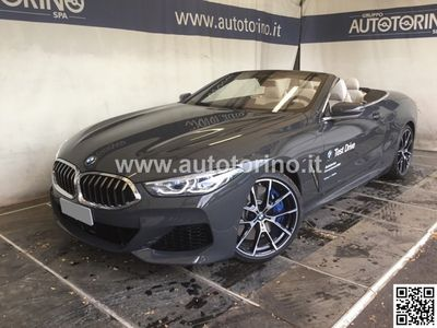 gebraucht BMW M850 M SERIE 8 CABRIOXDRIVE CABRIO