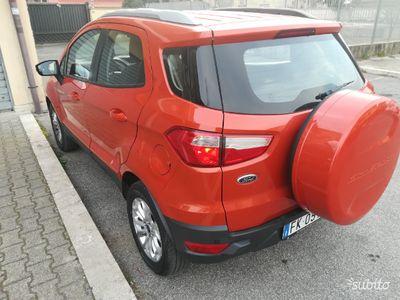 gebraucht Ford Ecosport 2015