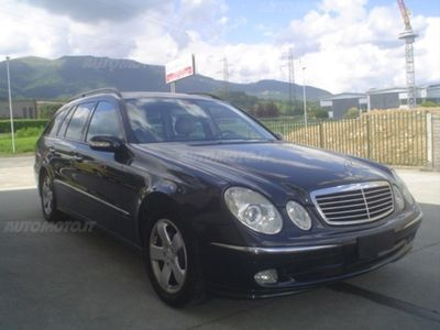 gebraucht Mercedes 320 Classe E Station WagonCDI cat Avantgarde usato