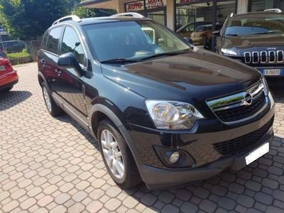 usata Opel Antara 2.2 cdi 163 cv 2wd cosmo