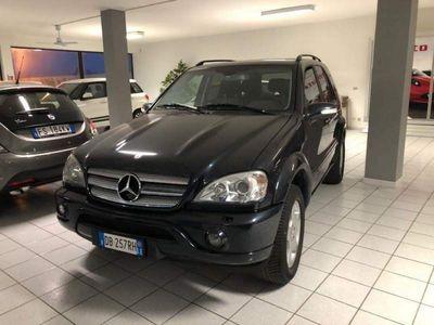 usata Mercedes ML55 AMG classe mamg