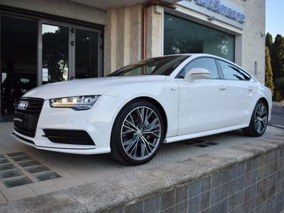 usata Audi A7 SPB 3.0 TDI ultra S tronic Business Plus S line