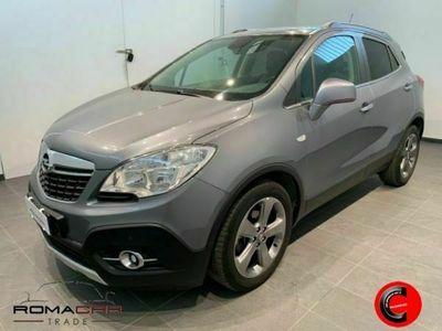 usata Opel Mokka 1.7 CDTI Ecotec 130CV 4x2 aut. Cosmo