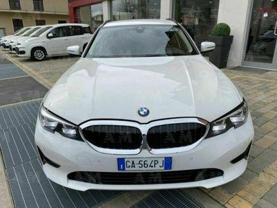 usata BMW 320 d 48V Touring Business Advantage NAVI-LED-COCKPIT Elettrica/Diesel