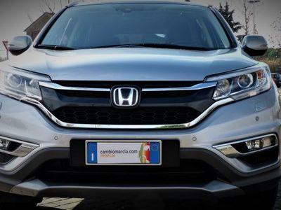 usata Honda CR-V CR-V1.6 i-dtec executive navi adas sensing at 4wd