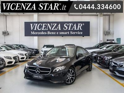 usado Mercedes E220 coupè autom sport new model