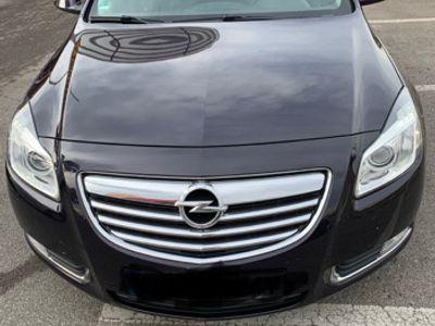 usado Opel Insignia a 2-a serie - 2012