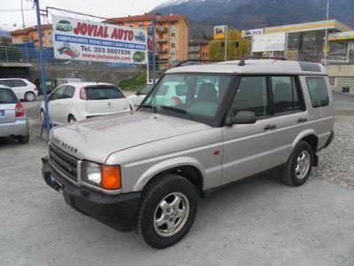 usata Land Rover Discovery 2.5 Td5 5 Porte Vogue Usato