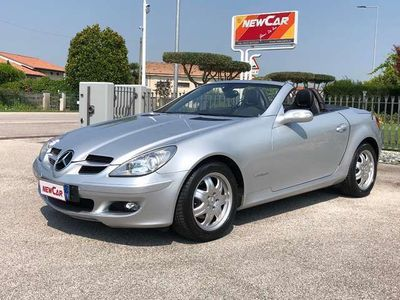 usata Mercedes SLK200 Kompressor cat Aut.