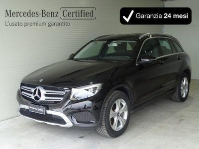 usata Mercedes GLC220 d 4Matic Sport