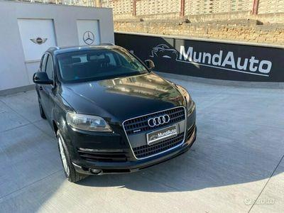 usata Audi Q7 3.0v6 233 cv tdi
