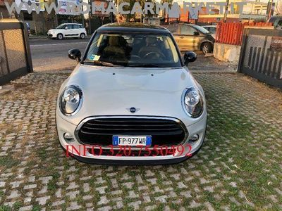 gebraucht Mini Cooper 1.5automatica km certificati italiana benzina