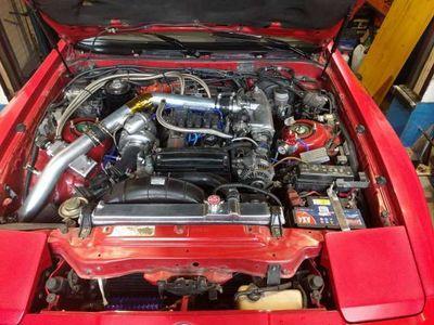 used Toyota Supra 3.0i turbo 24V cat Convertible