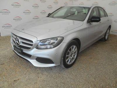 usata Mercedes C180 Classe C (W/S205)d Auto Business