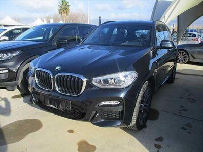 usata BMW X3 (G01) xDrive20d Msport