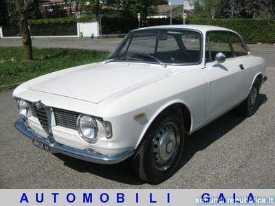 "usado Alfa Romeo Giulia Sprint GT1600 "" RESTAURATA "" TARGHE NERE"