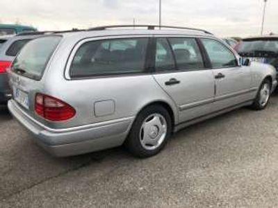 usata Mercedes E290 diesel cat SW Classic Automatica Diesel