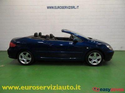 usado Peugeot 307 CC 1.6 16V GPL