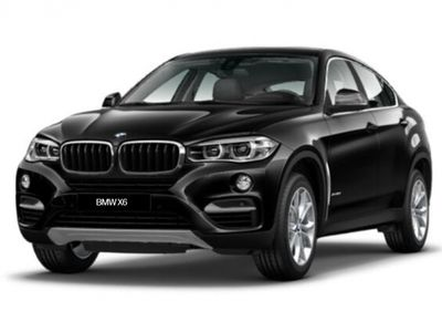 usata BMW X6 M50d