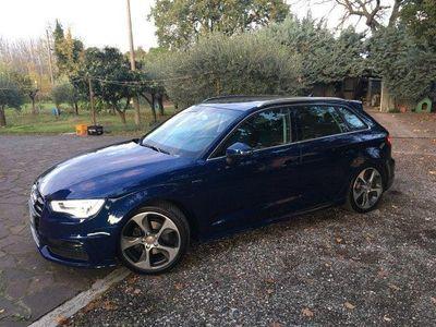 usata Audi A3 SPB 1.4 TFSI S tronic g-tron Attracti