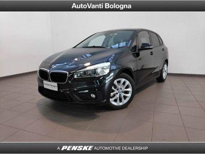 brugt BMW 218 Active Tourer Serie 2 Active Tourer Serie 2 A.T. (F45) d Advantage