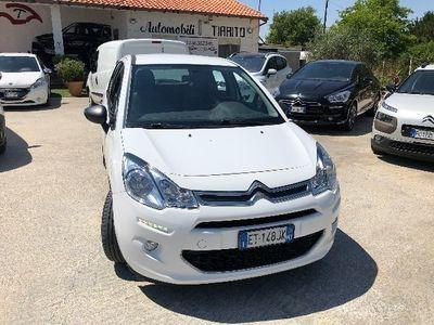 usata Citroën C3 1.4 HDi 70CV FAP Van Attraction