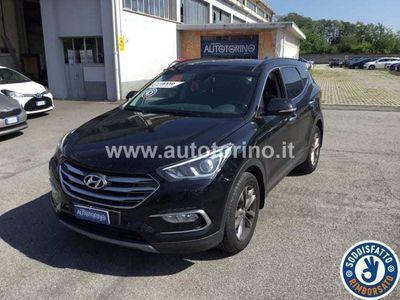 usata Hyundai Santa Fe SANTA FE2.2 crdi Xpossible 4wd auto
