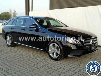 usata Mercedes E220 Classe E ESW 220 d Business Sport 4matic auto