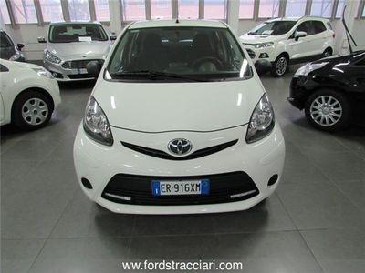 usata Toyota Aygo usata del 2013 a Bologna, Km 35.000