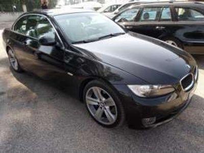 usata BMW 330 Cabriolet d cat Eletta Diesel