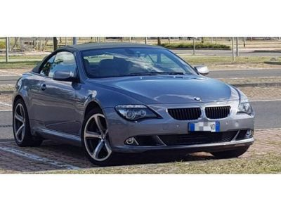 usata BMW 630 Cabriolet Serie 6 (E63/E64) cat