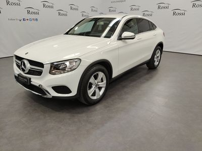 usata Mercedes 220 GLC coupeExecutive 4matic auto