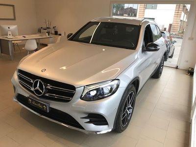 begagnad Mercedes GLC250 d 4Matic FULL UNIPROPRIETARIO