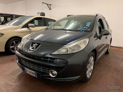 used Peugeot 207 1.6 vti 120 cv automatica sw xs cielo