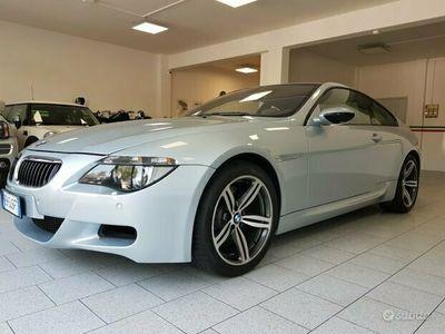 usata BMW M6 5.0 v10 507cv pari al nuovo