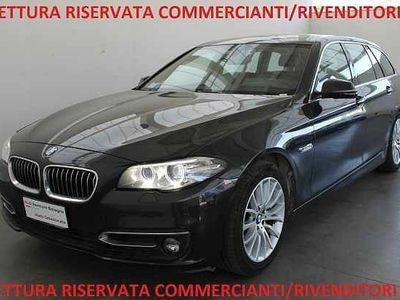 brugt BMW 520 d xDrive Touring Luxury aut.