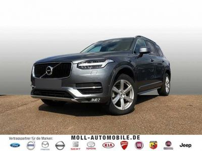 brugt Volvo XC90 D5 Awd Geartronic Momentum Navi Led