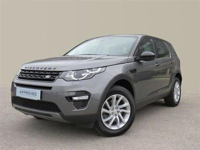 begagnad Land Rover Discovery Sport - 2.0 TD4 150 CV SE Automatico