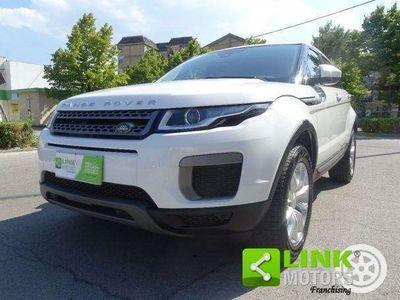 usata Land Rover Range Rover evoque 2.0 TD4 5p. Pure