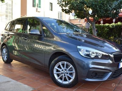 usata BMW 218 Serie 2 G.T. D AUT. 7POSTI KM REALI - 2018
