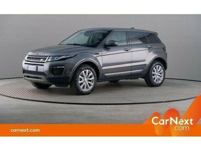 usata Land Rover Range Rover evoque 2.0 Td4 150cv Se 4x4
