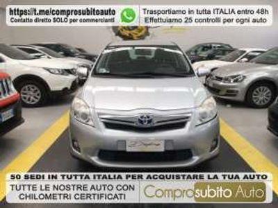 usata Toyota Auris 1.8 HSD 5 porte Elettrica/Benzina